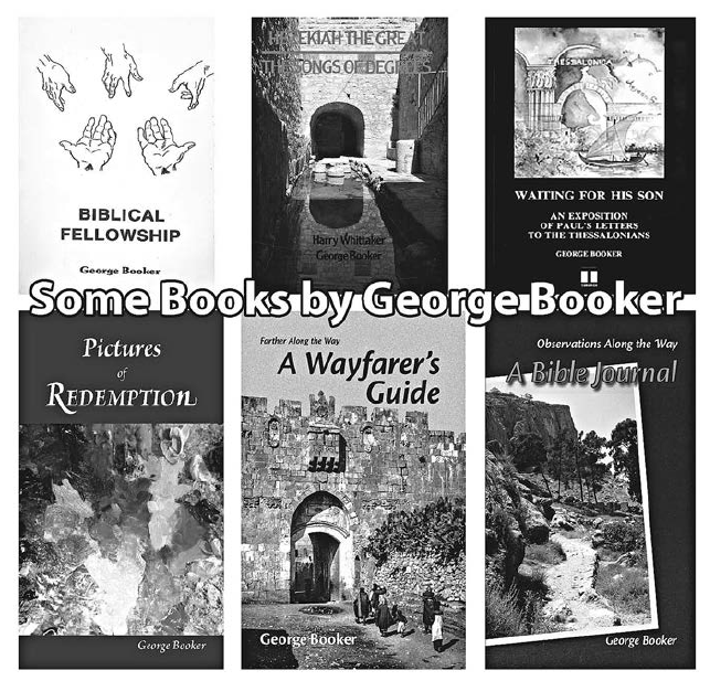 Books by George Booker