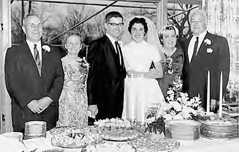 Don & Ellen Wedding
