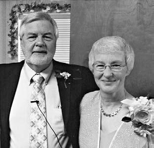 George and Barbara Booker