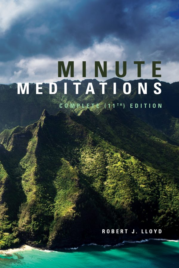 Minute Meditations 11th Edition
