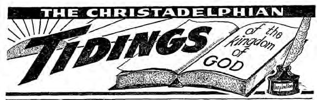 old tidings masthead