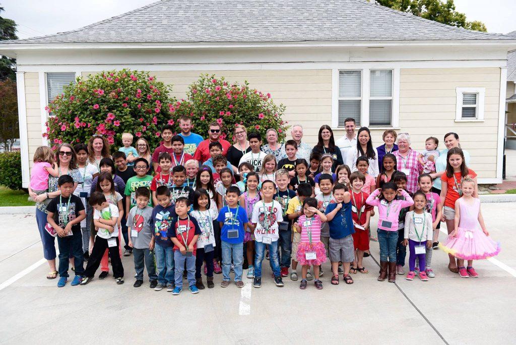 Pomona Christadelphians Vacation Bible School
