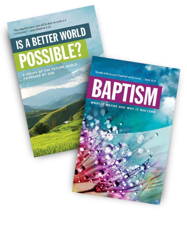Tidings Booklets